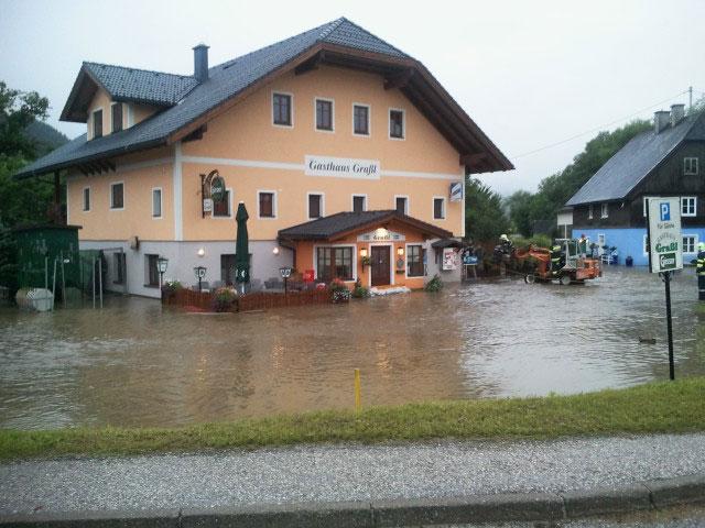 Hochwasser 2012