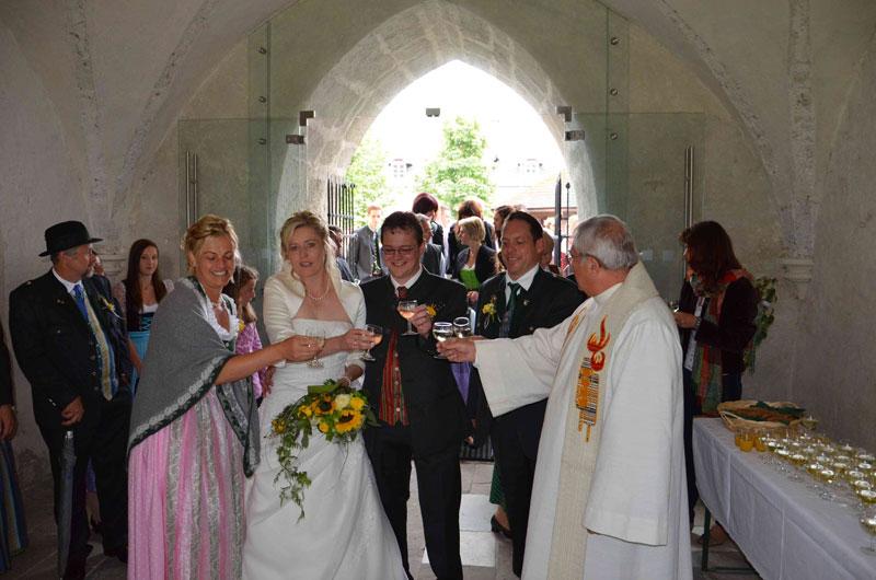Hochzeit Steindacher